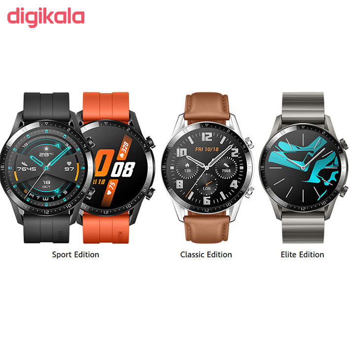 ساعت هوشمند هوآوی مدل WATCH GT 2 LTN-B19 46 mm main 1 20