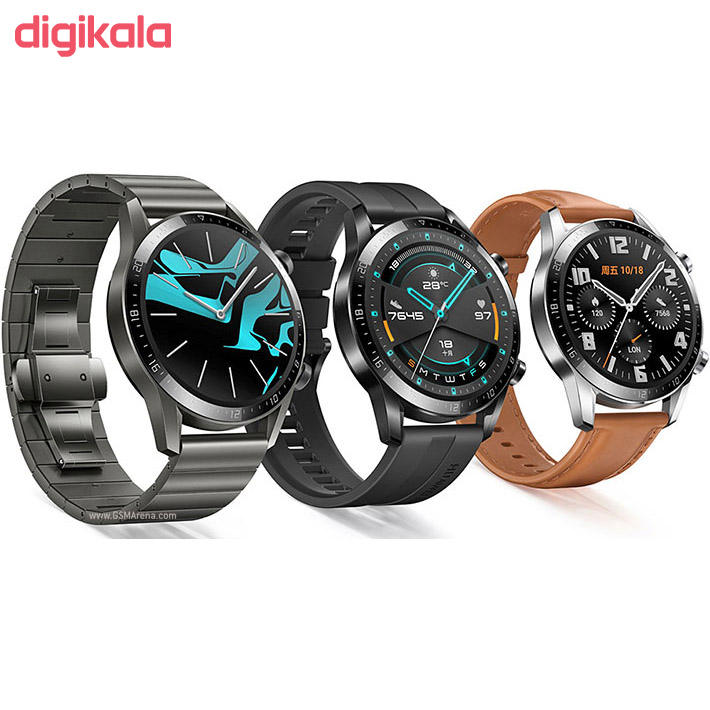 ساعت هوشمند هوآوی مدل WATCH GT 2 LTN-B19 46 mm main 1 21