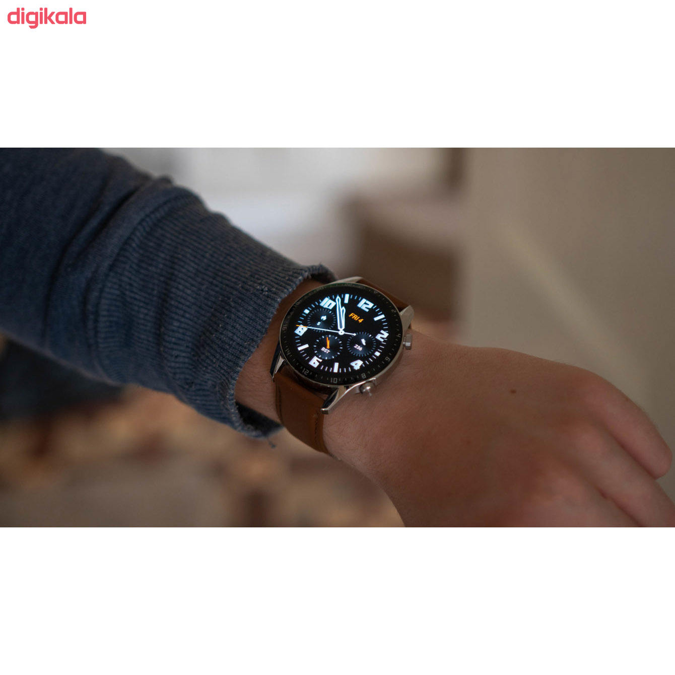 ساعت هوشمند هوآوی مدل WATCH GT 2 LTN-B19 46 mm main 1 23