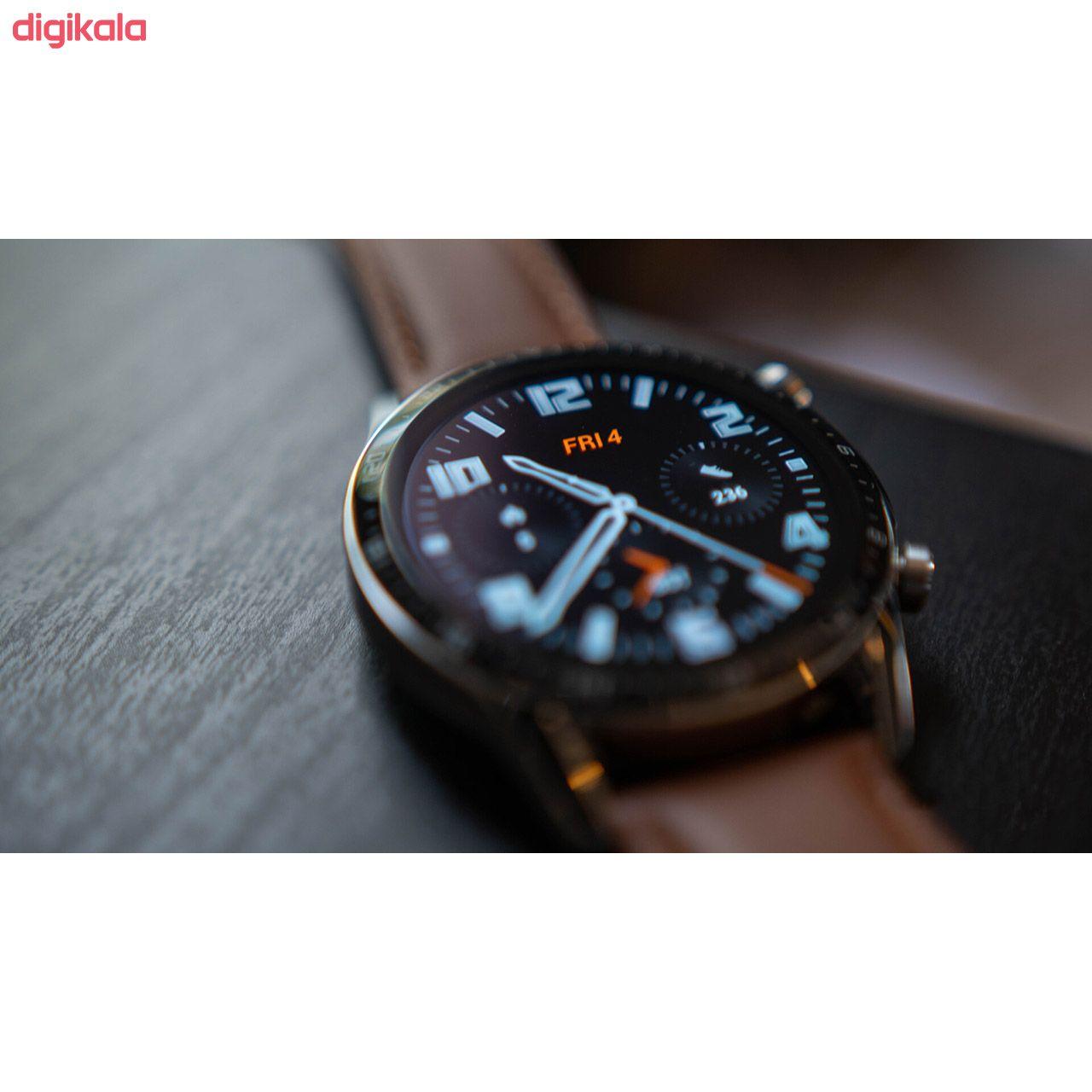 ساعت هوشمند هوآوی مدل WATCH GT 2 LTN-B19 46 mm main 1 27