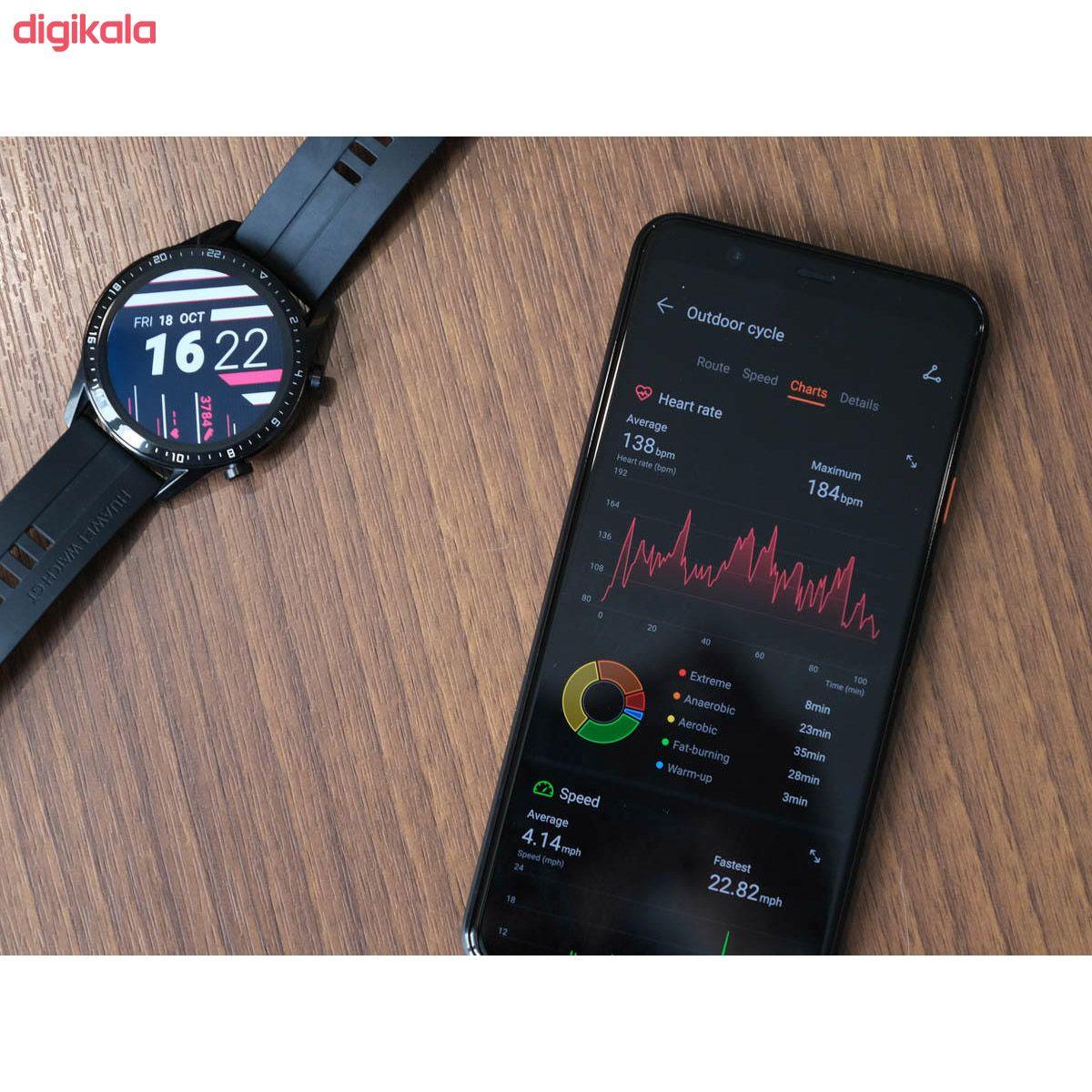 ساعت هوشمند هوآوی مدل WATCH GT 2 LTN-B19 46 mm main 1 29