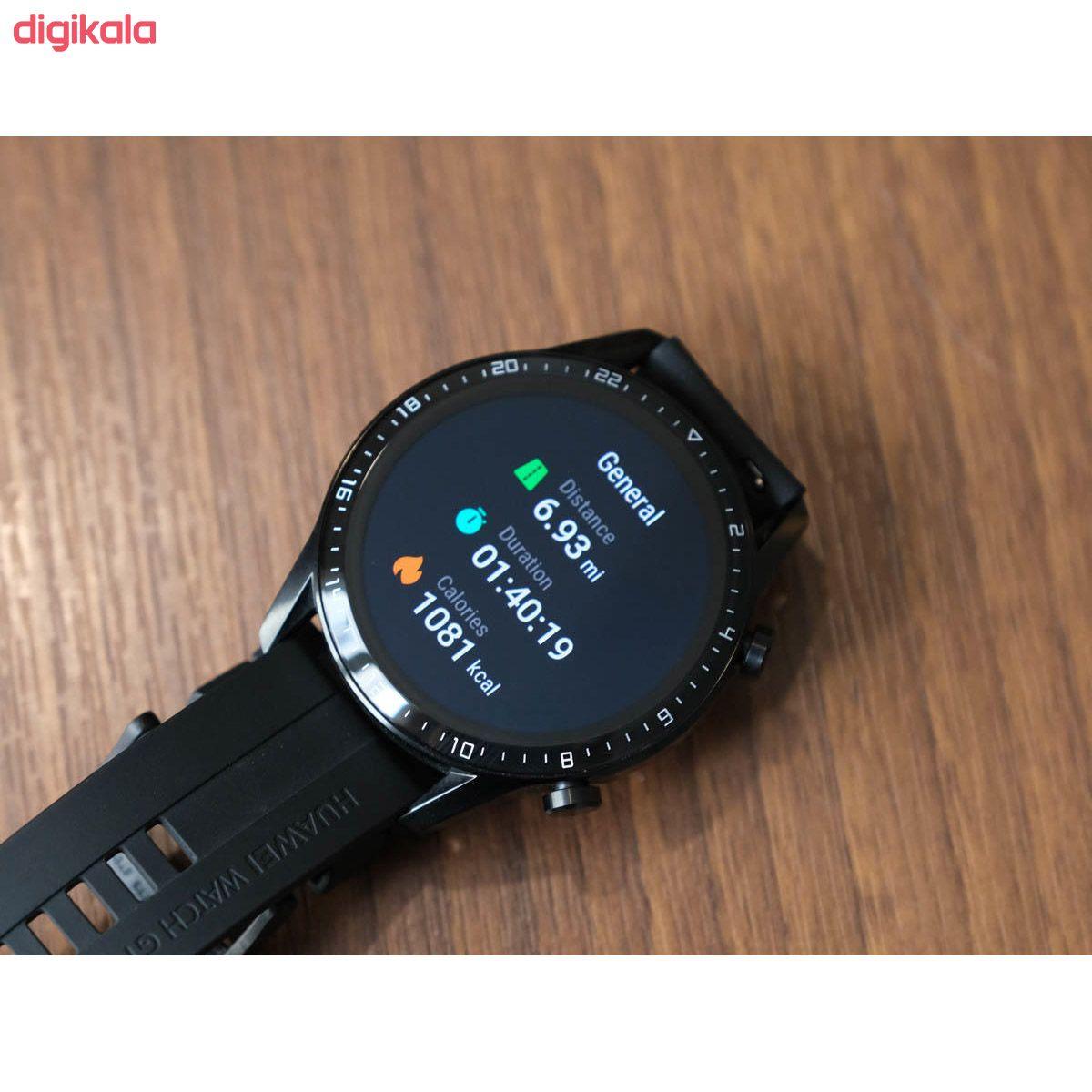 ساعت هوشمند هوآوی مدل WATCH GT 2 LTN-B19 46 mm main 1 30