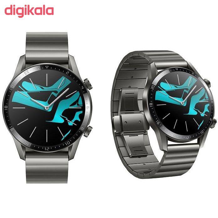 ساعت هوشمند هوآوی مدل WATCH GT 2 LTN-B19 46 mm main 1 33