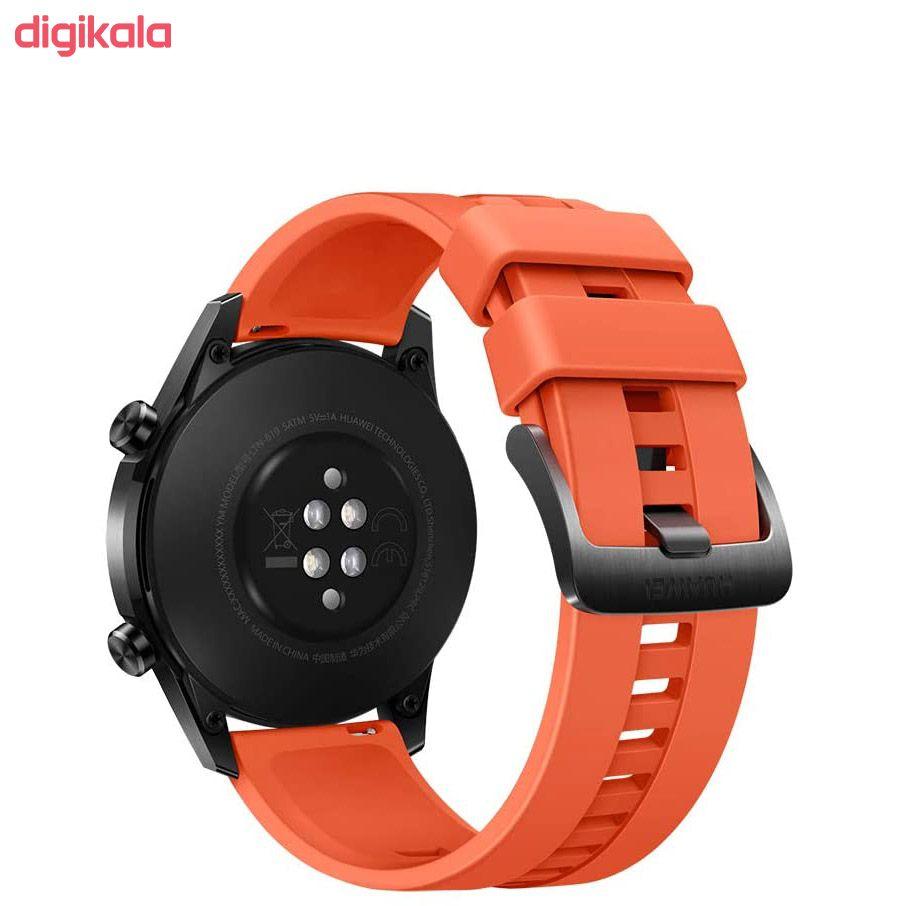 ساعت هوشمند هوآوی مدل WATCH GT 2 LTN-B19 46 mm main 1 34