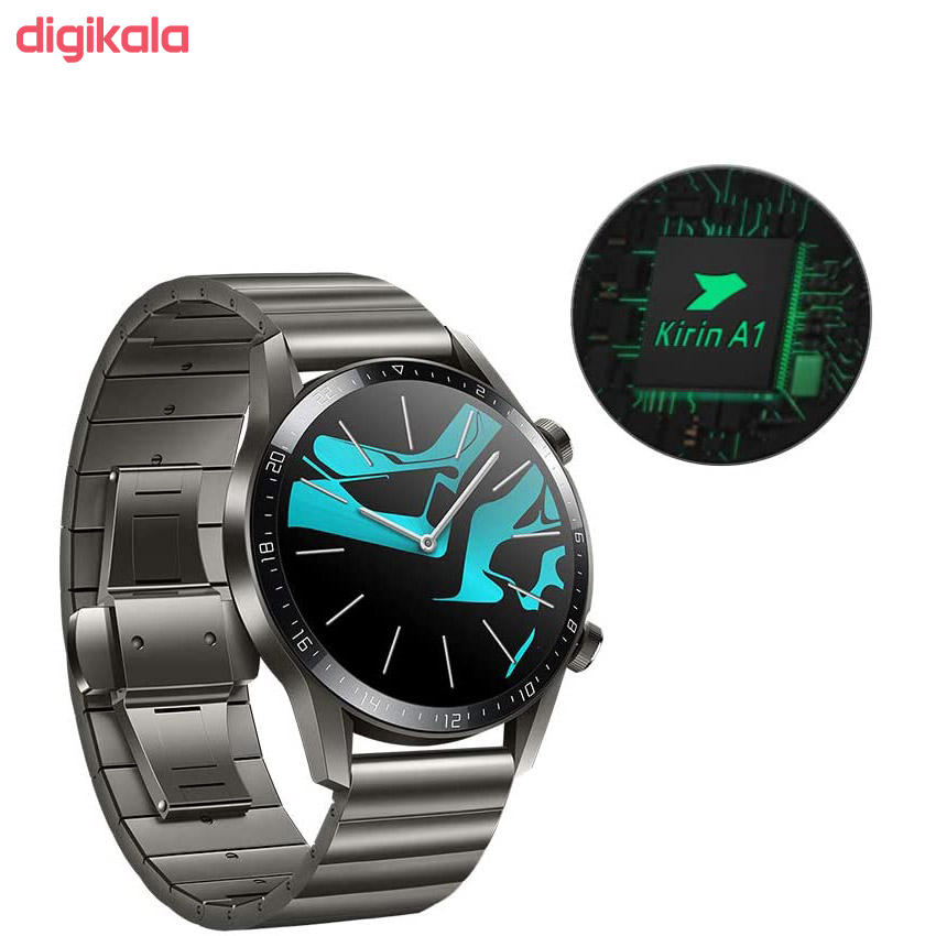ساعت هوشمند هوآوی مدل WATCH GT 2 LTN-B19 46 mm main 1 35