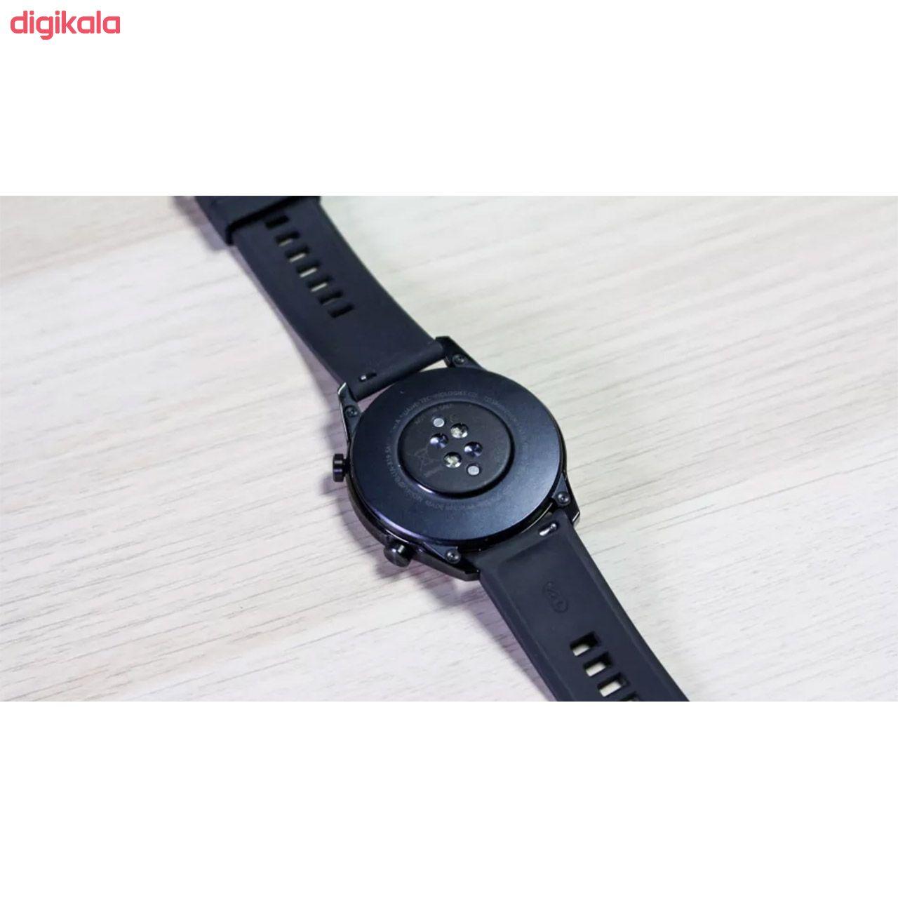 ساعت هوشمند هوآوی مدل WATCH GT 2 LTN-B19 46 mm main 1 38