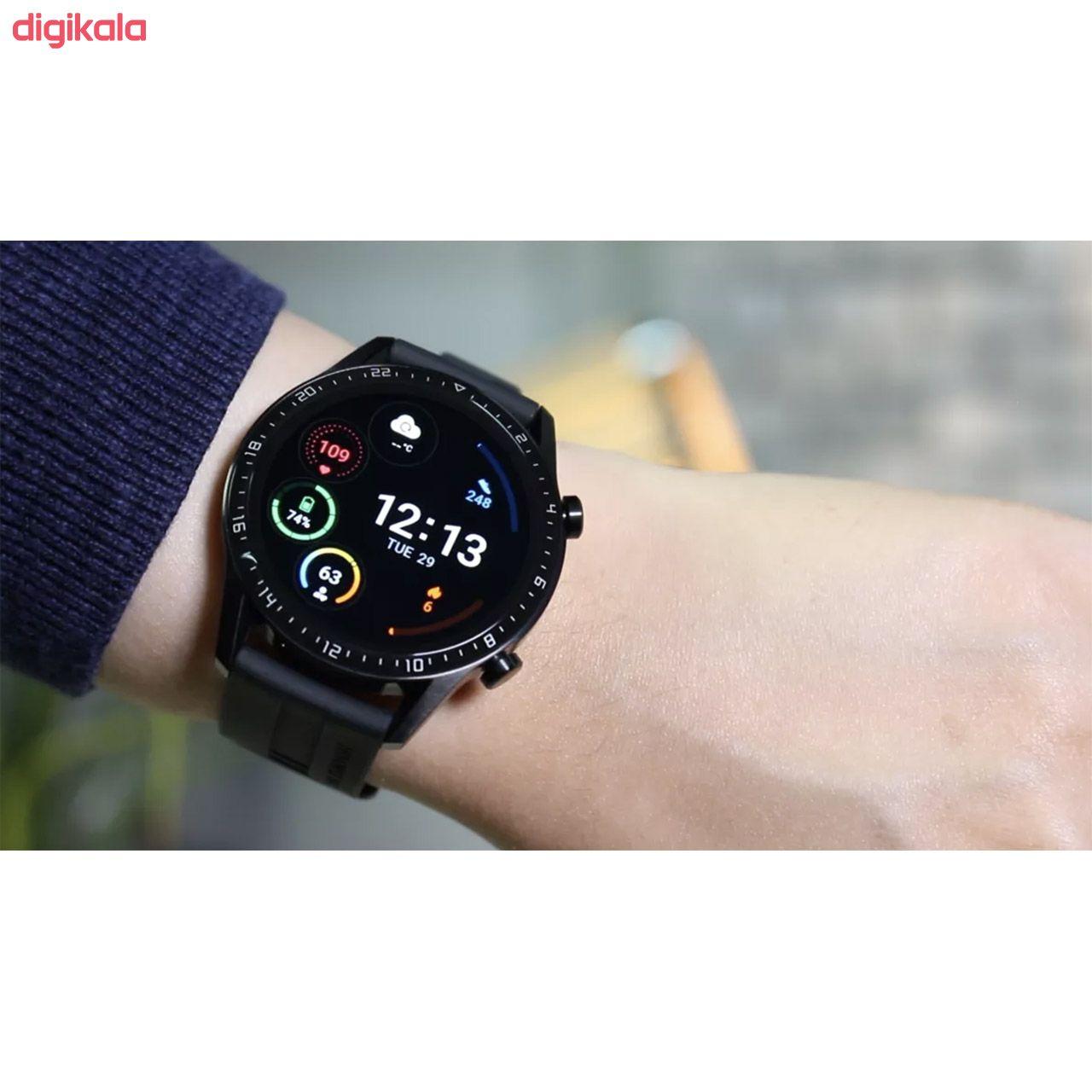 ساعت هوشمند هوآوی مدل WATCH GT 2 LTN-B19 46 mm main 1 40