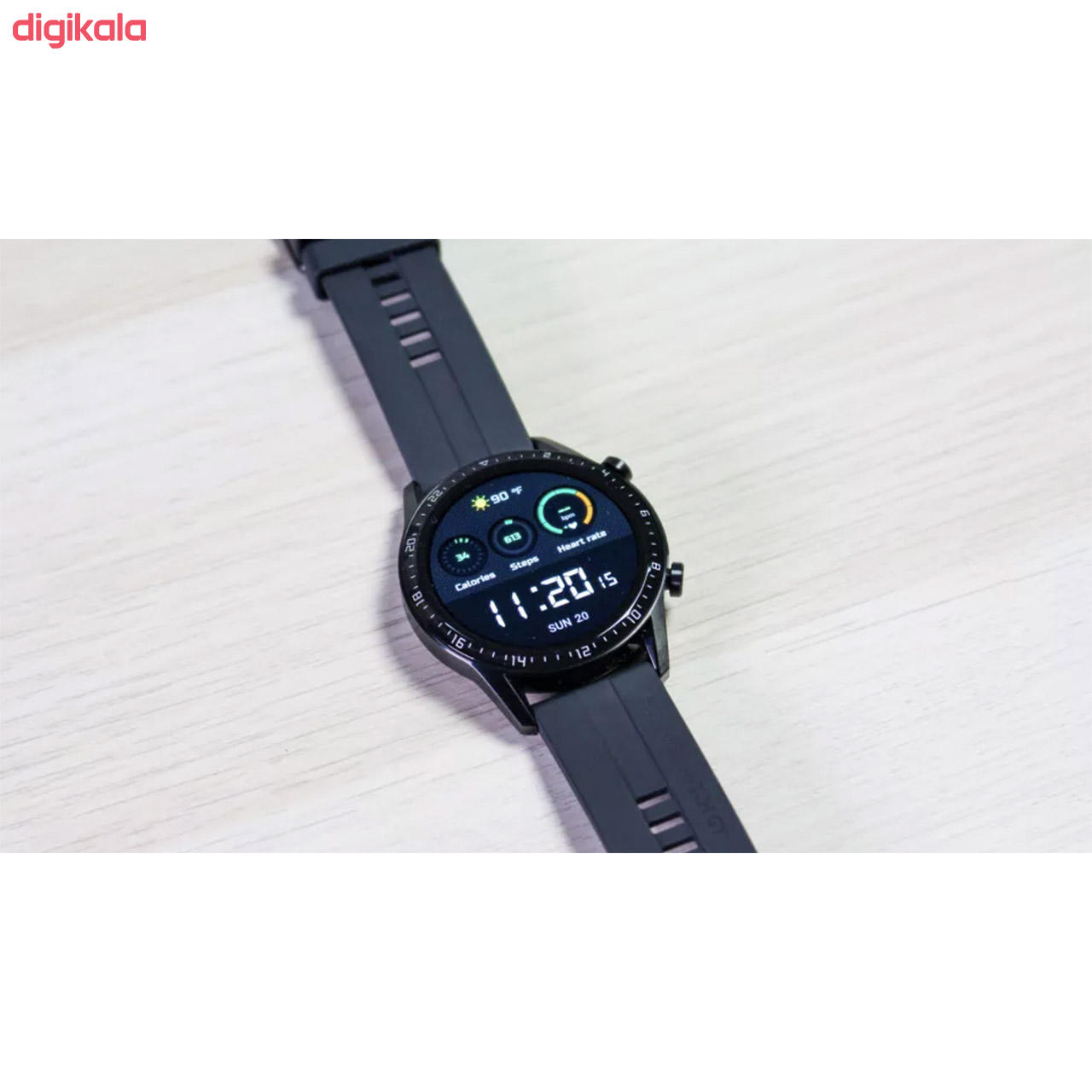 ساعت هوشمند هوآوی مدل WATCH GT 2 LTN-B19 46 mm main 1 41