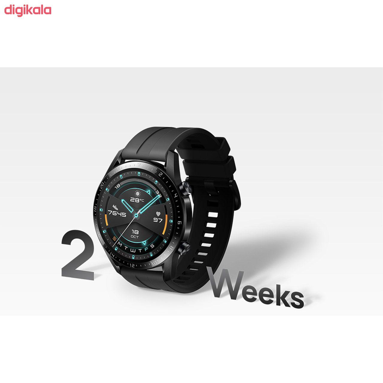 ساعت هوشمند هوآوی مدل WATCH GT 2 LTN-B19 46 mm main 1 43
