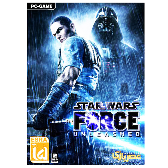 بازی Star Wars The Force Unleashed مخصوص pc