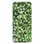 برچسب پوششی ماهوت مدل Army-Green2-Pattern مناسب برای گوشی موبایل شیائومی Redmi Note 9S