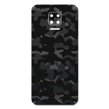 برچسب پوششی ماهوت مدل Night-Army مناسب برای گوشی موبایل شیائومی Redmi Note 9S