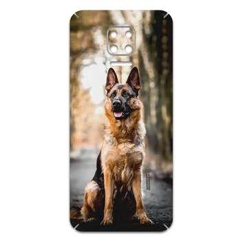 برچسب پوششی ماهوت مدل Dog-1 مناسب برای گوشی موبایل شیائومی Redmi Note 9S
