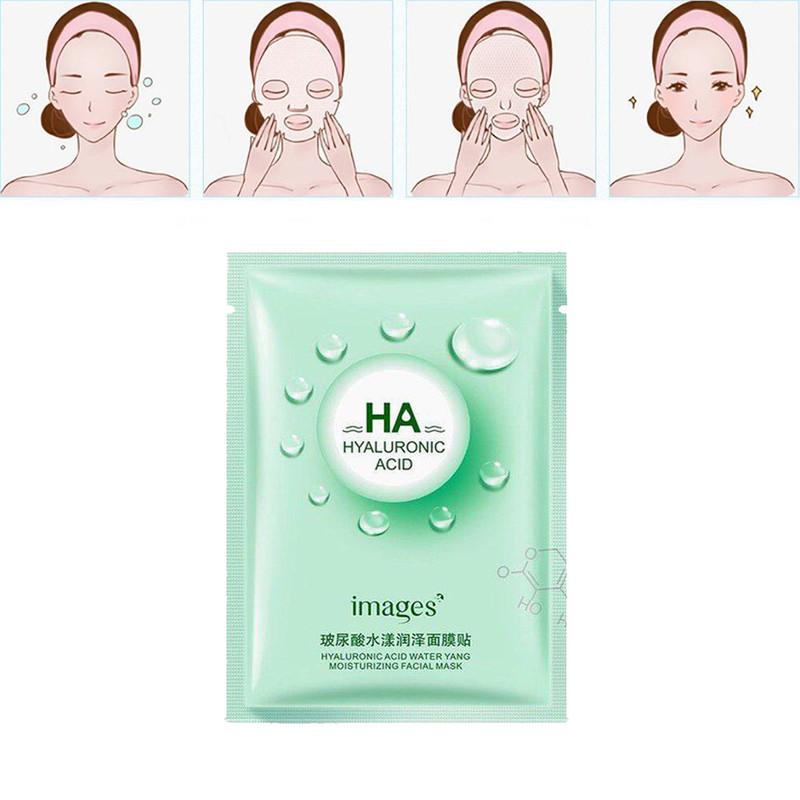 ماسک صورت ایمیجز مدل هیالورونیک وزن 25 گرم
