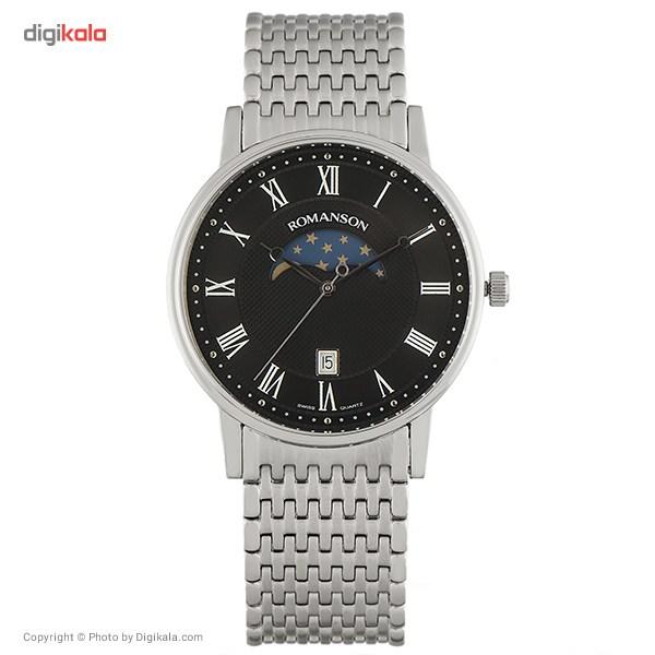 خرید ساعت مچی عقربه ای مردانه رومانسون مدل TM1274FM1WA32W