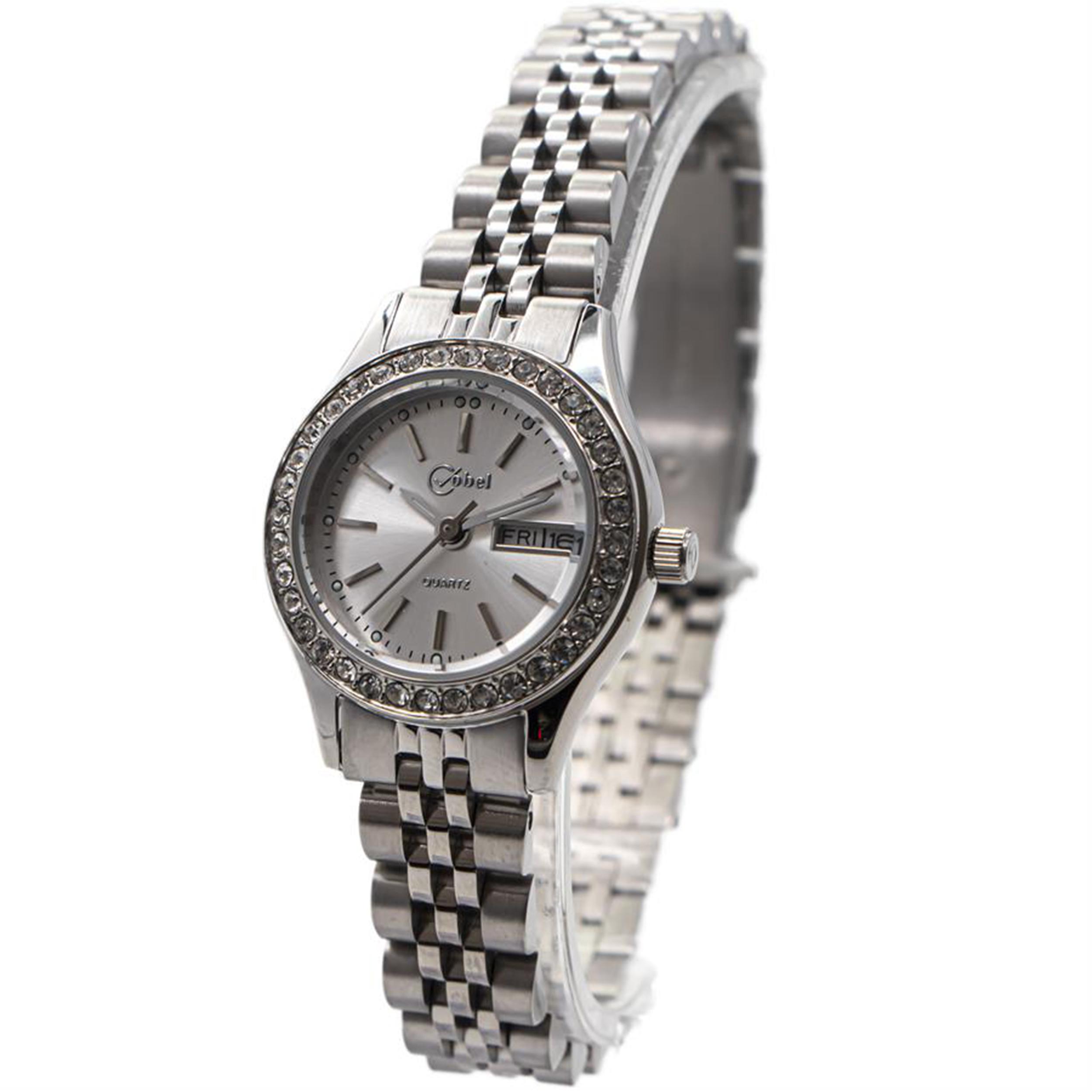 ساعت مچی عقربه ای زنانه کوبل مدل 6086S              ارزان