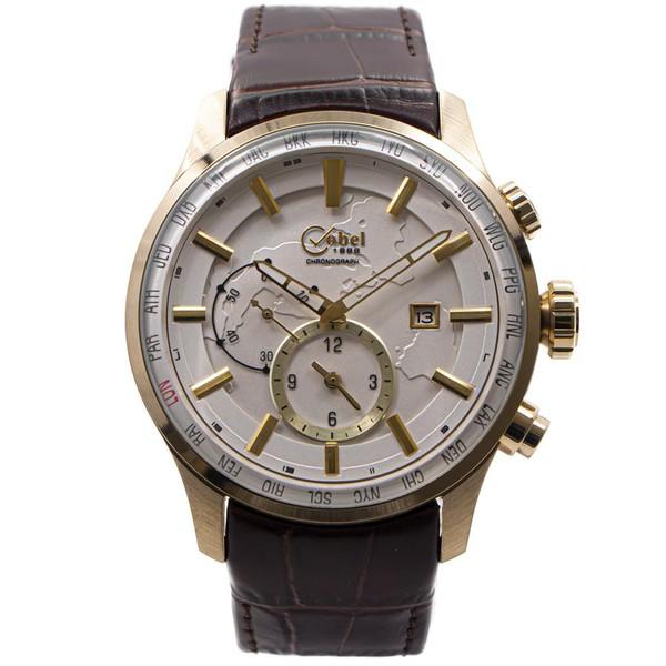 ساعت مچی عقربه ای مردانه کوبل مدل ۶۱۰۴