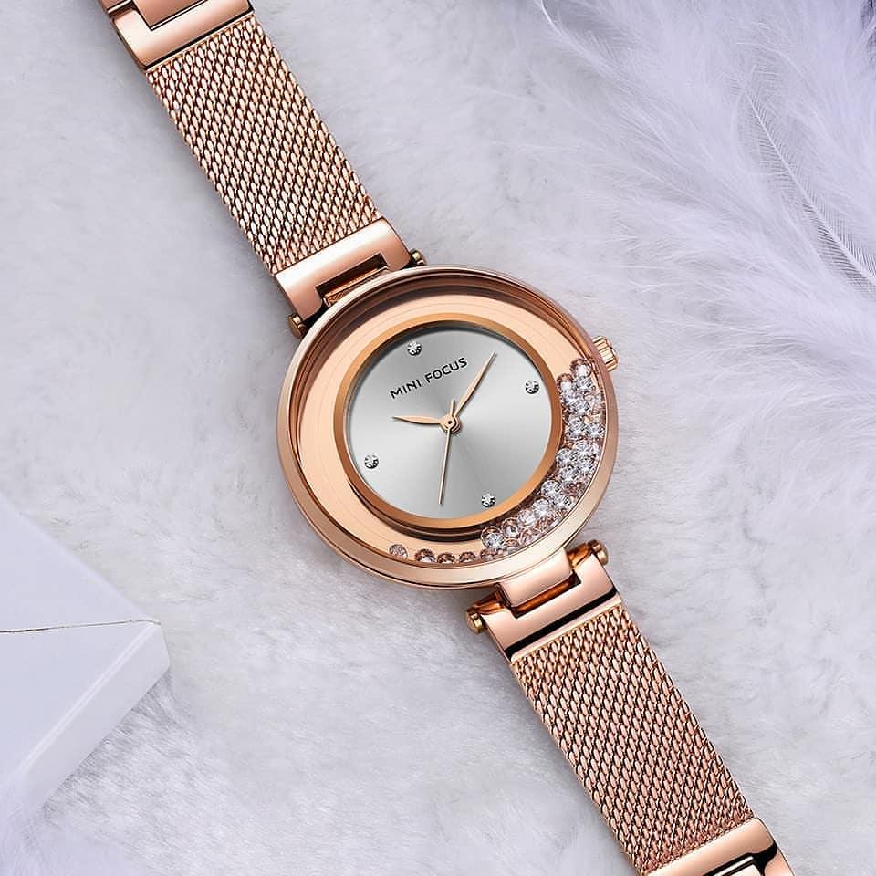 خرید و قیمت                      ساعت مچی  زنانه مینی فوکوس مدل mf0254l.02