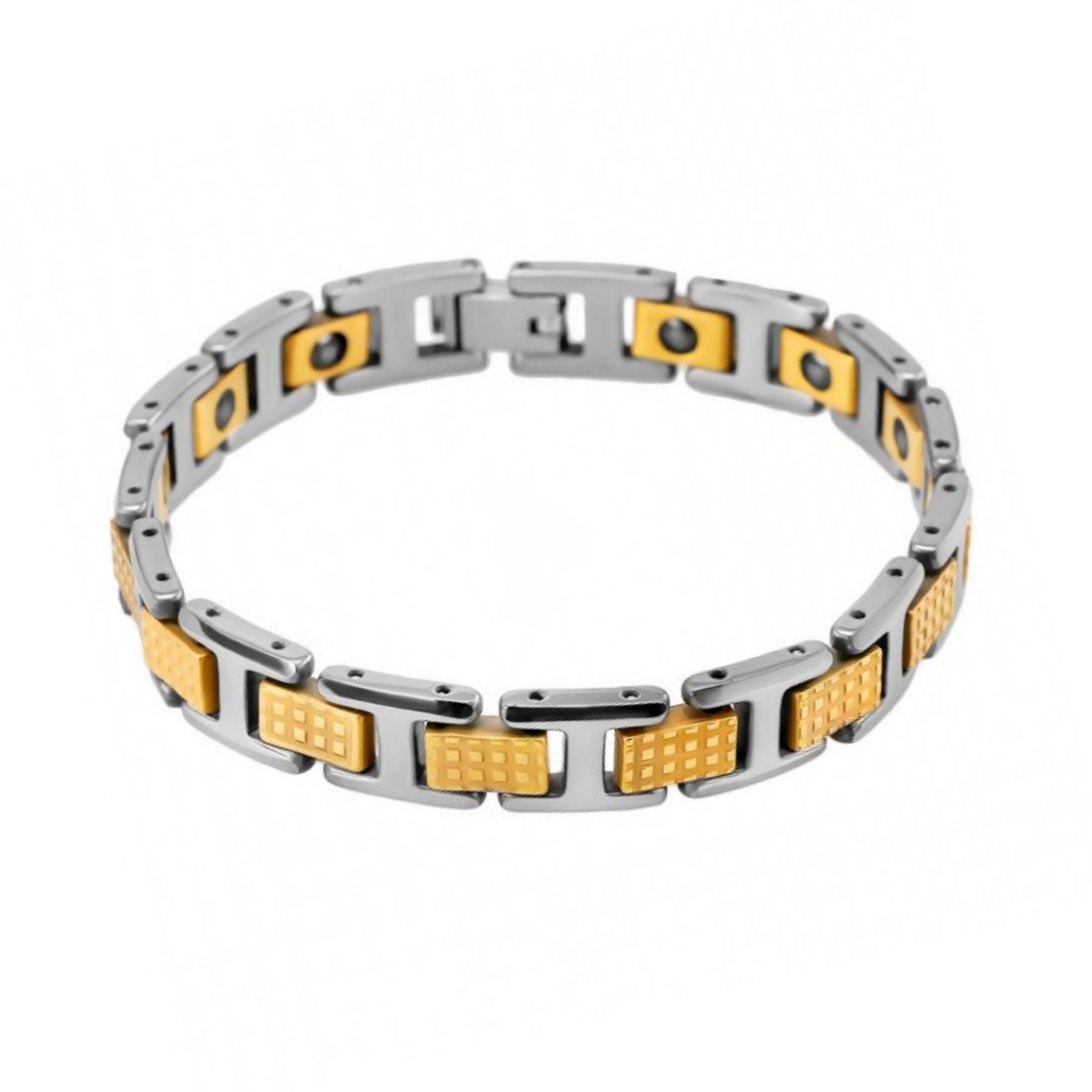 دستبند مغناطیسی مدل tungesten کد 117