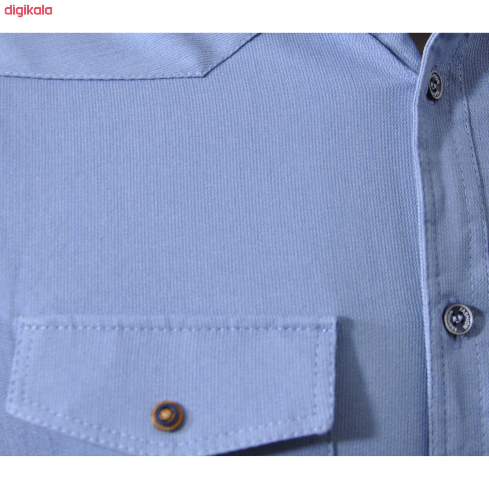 پیراهن مردانه مدل li29906 main 1 3
