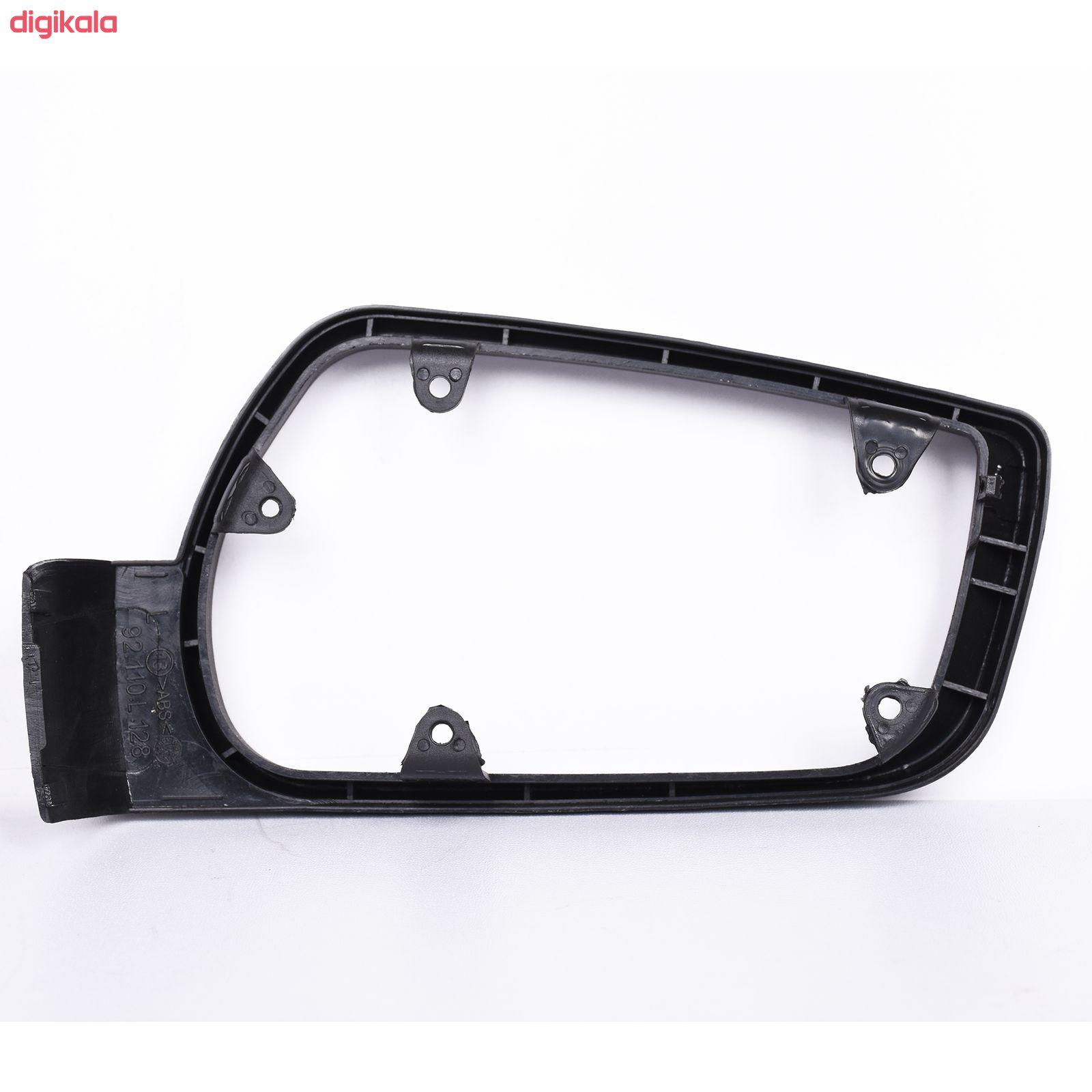 زه آینه جانبی چپ خودرو مدل LR3 مناسب برای پژو پارس main 1 2