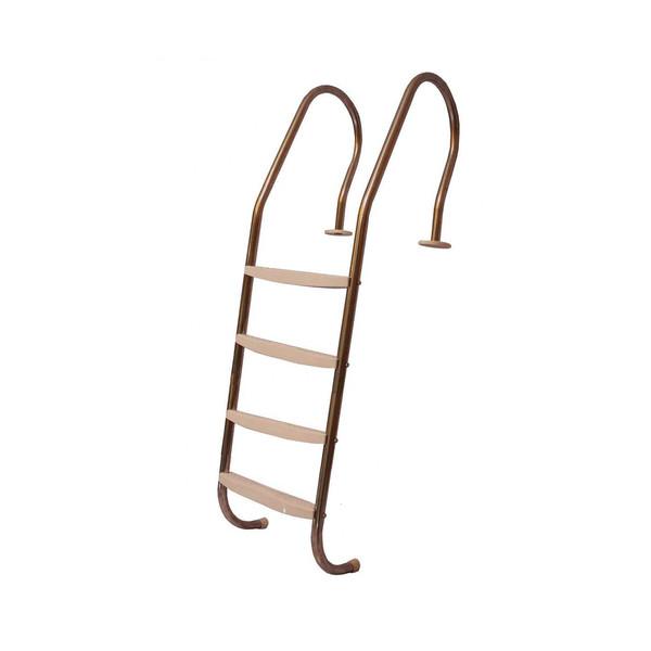 نردبان استخر 4 پله مدل 304