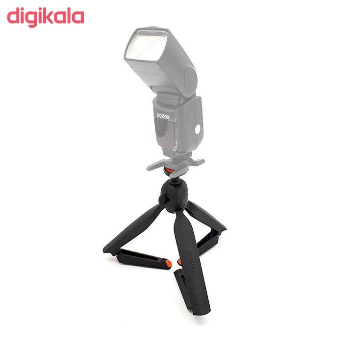 سه پایه دوربین یونیمات مدل D909DSLR main 1 6
