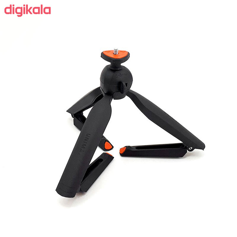 سه پایه دوربین یونیمات مدل D909DSLR main 1 2