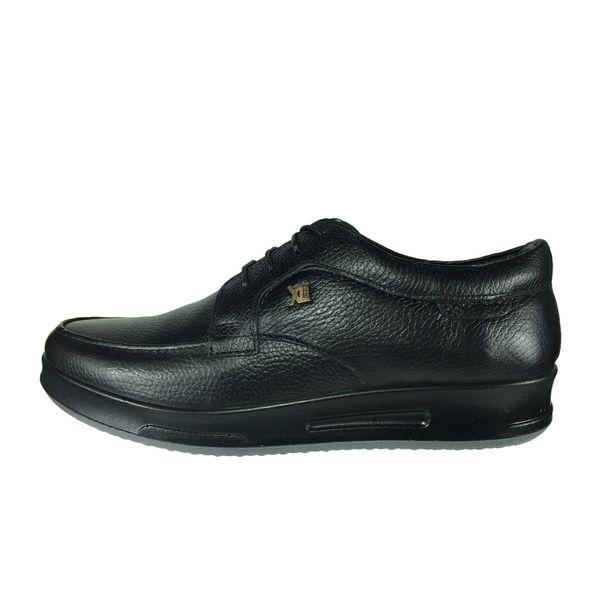 کفش طبی مردانه مدل B441 رنگ مشکی