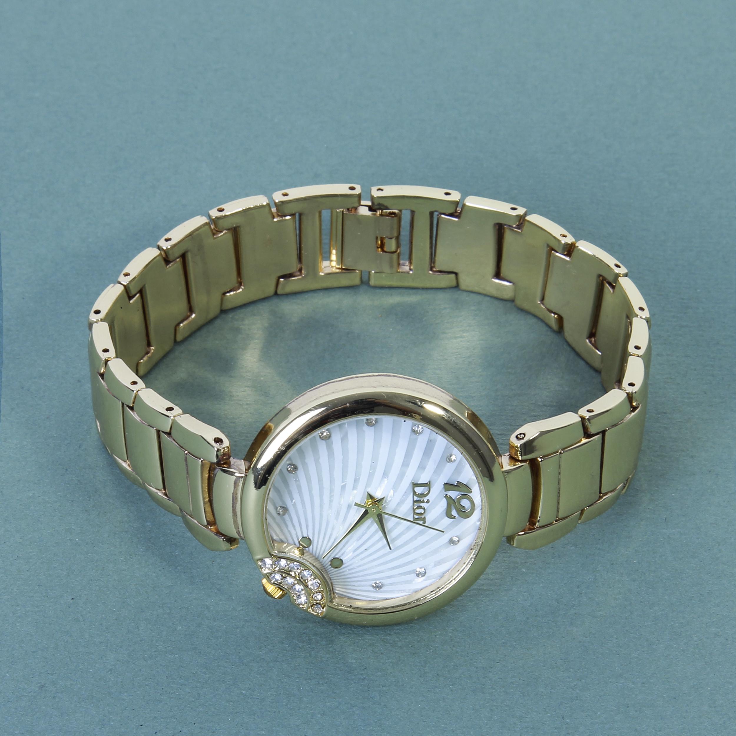 ساعت مچی عقربه ای زنانه کد WHW_002              ارزان