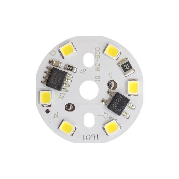لامپ  ال ای دی 3 وات کد 03