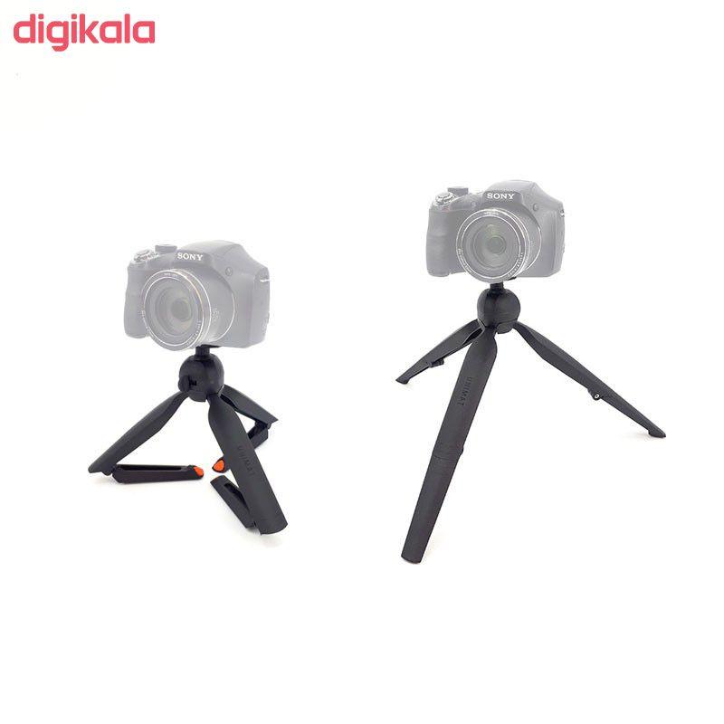 سه پایه دوربین یونیمات مدل D909DSLR main 1 12
