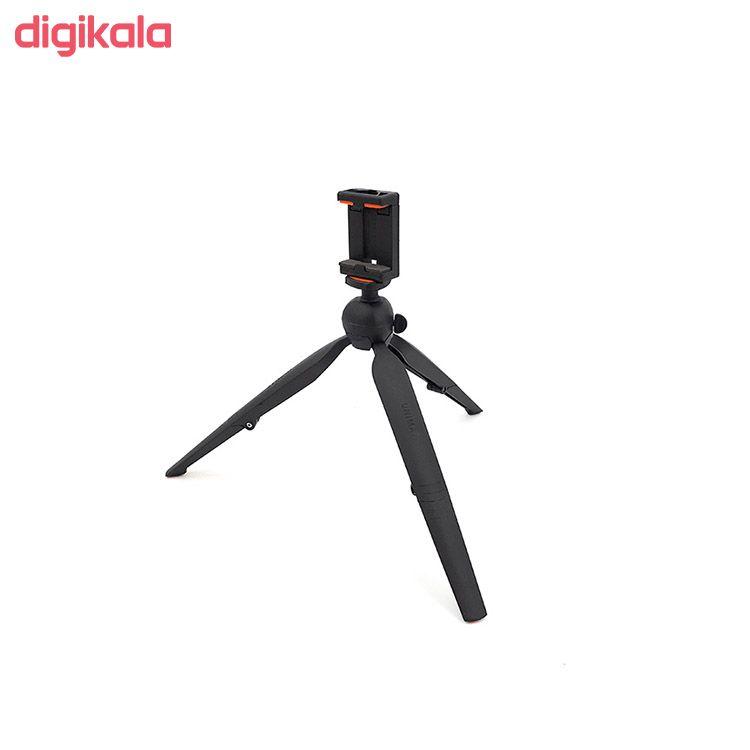 سه پایه دوربین یونیمات مدل D909DSLR main 1 11