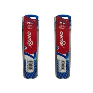 نوک مداد نوکی 0.7 میلیمتری اونر مدل high-polymer بسته 2 عددی