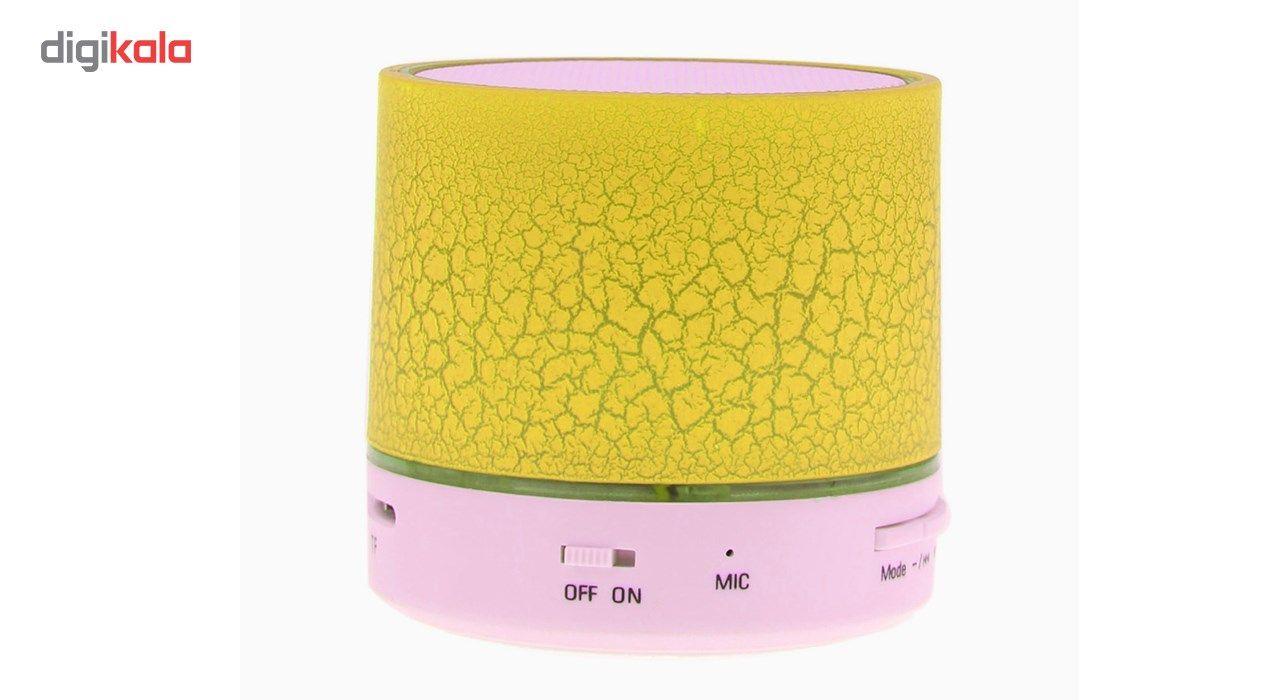 اسپیکر بلوتوثی قابل حمل مدل Mini Speaker main 1 2