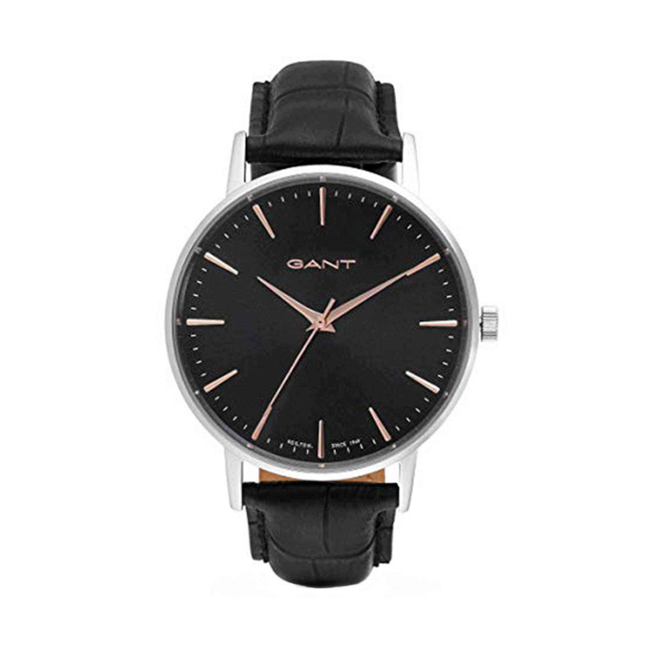 کد تخفیف                                      ساعت مچی عقربه ای مردانه گنت مدل GW081003