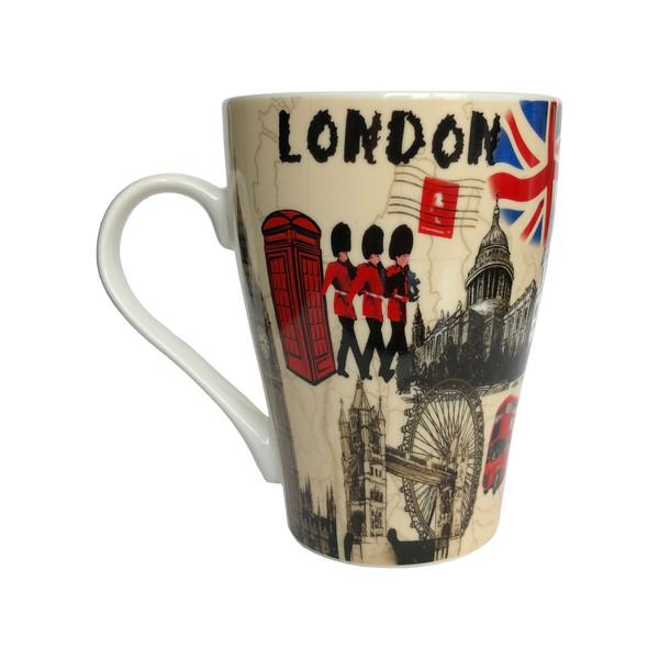 ماگ طرح لندن