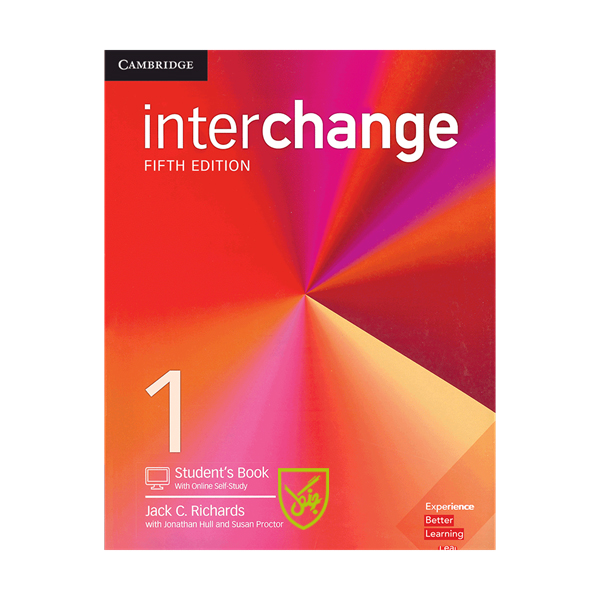 خرید                      کتاب Interchange 1 FIFTH EDITION اثر Jack C. Richards انتشارات جنگل
