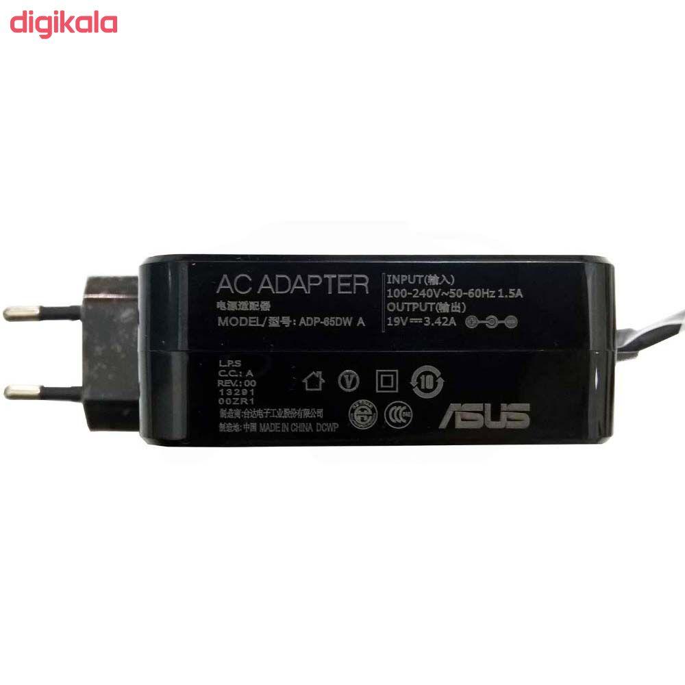 شارژر لپ تاپ 19ولت 3.42 آمپر مدل ADP-65DW A main 1 2