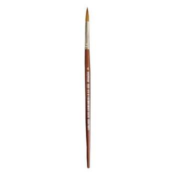 قلم مو گرد خرم شماره 6 کد 555
