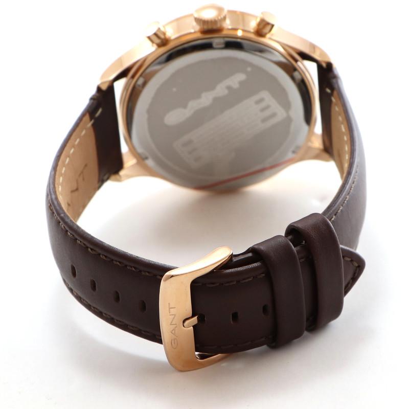 ساعت مچی عقربه ای مردانه گنت مدل GW080001