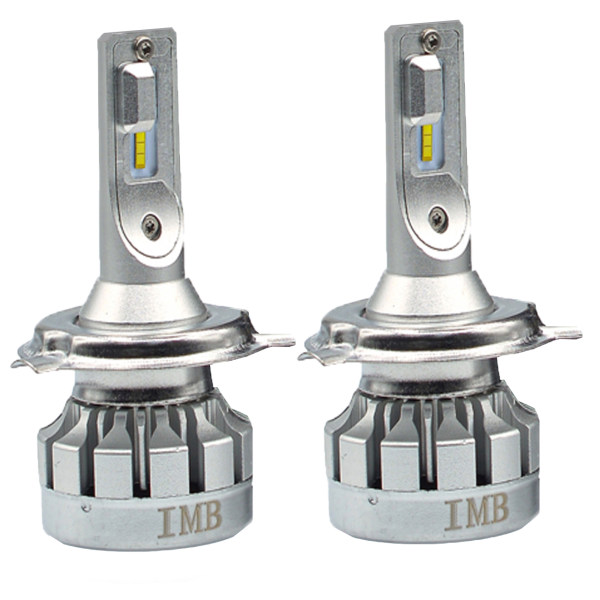 لامپ هدلایت خودرو آی ام بی مدل HCh4/12000 بسته 2عددی