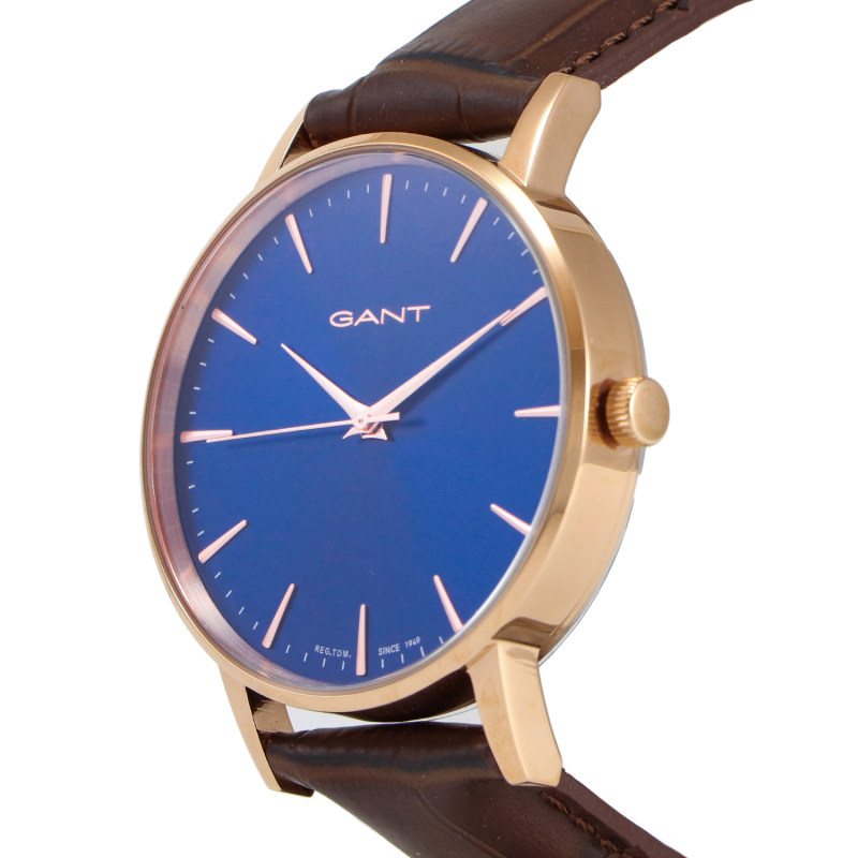 ساعت مچی عقربه ای مردانه گنت مدل GW081008