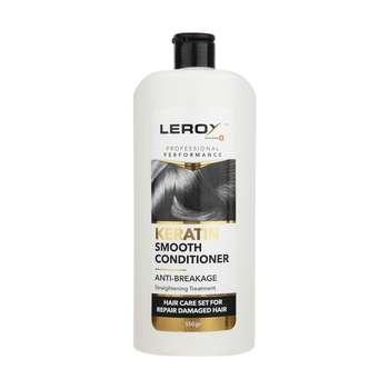 نرم کننده مو لروکس مدل Keratin مقدار 550 گرم