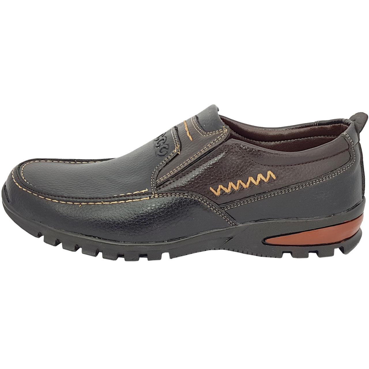 کفش روزمره مردانه کد sg 471
