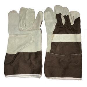 دستکش ایمنی جوشکاری کد w1