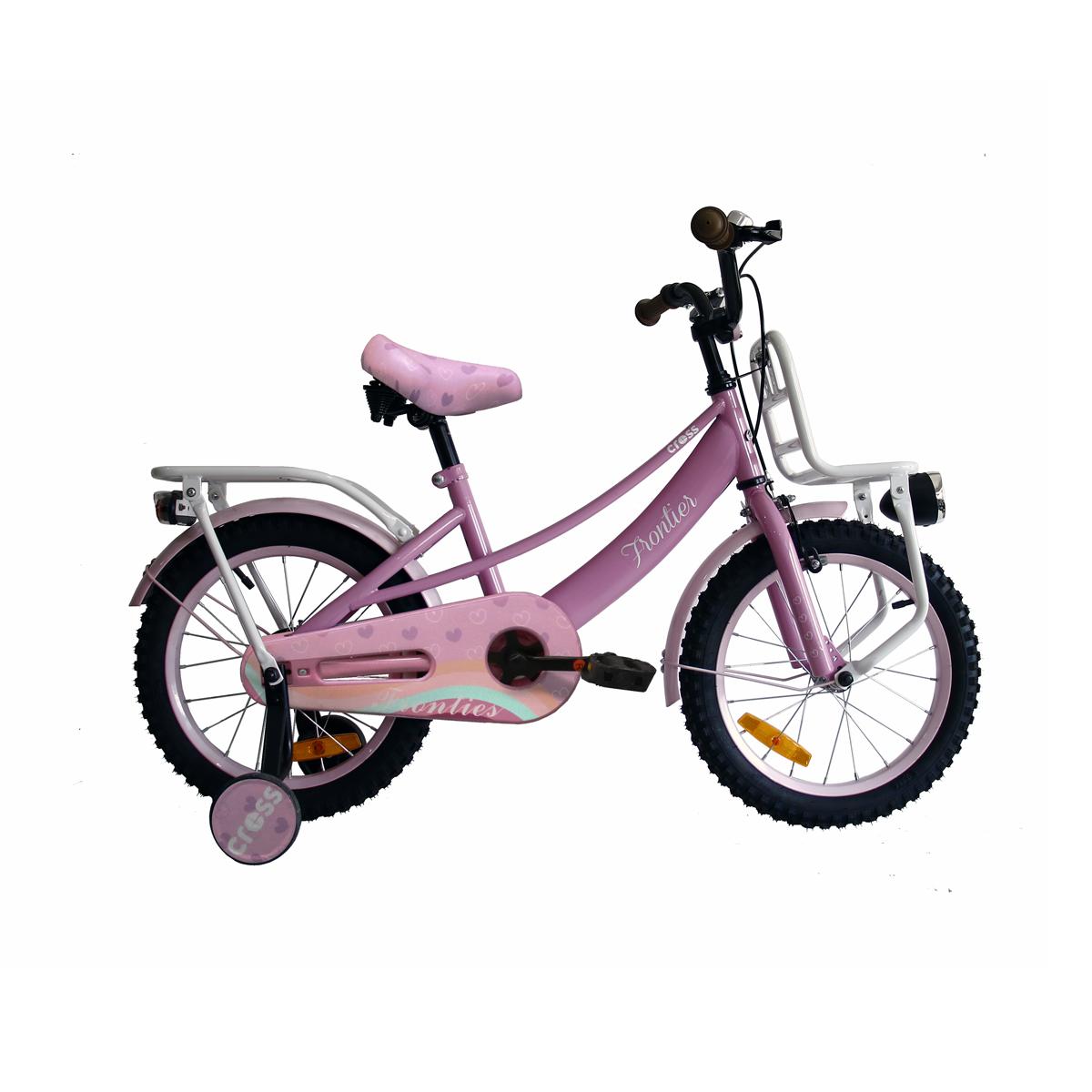 دوچرخه کوهستان کراس مدل Fronties سایز 16