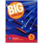 کتاب Big English 5 اثر Mario Herrera and Christopher Sol Cruz انتشارات زبان مهر