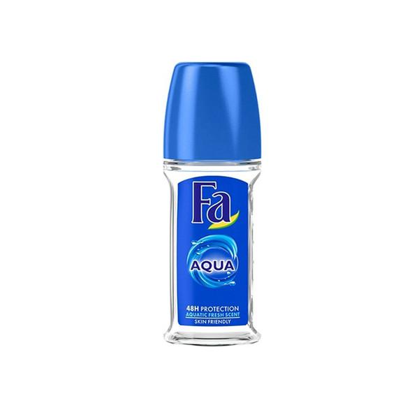 رول ضد تعریق مردانه فا مدل Aqua حجم 50 میلی لیتر