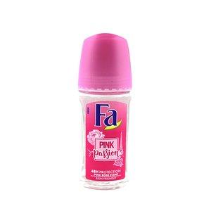 رول ضد تعریق زنانه فا مدل Pink Passion حجم 50 میلی لیتر